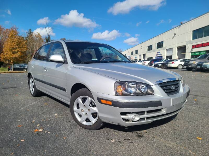 2005 Hyundai Elantra for sale at Lexton Cars in Sterling VA