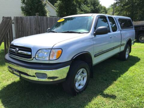 2000 Toyota Tundra for sale at ALL Motor Cars LTD in Tillson NY