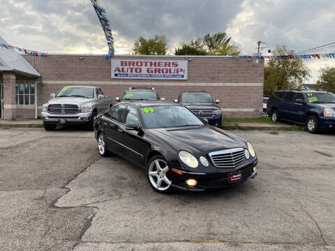 2009 Mercedes-Benz E-Class for sale at Brothers Auto Group in Youngstown OH