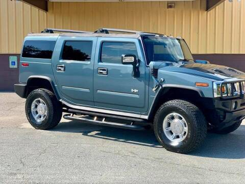 2006 HUMMER H2 for sale at XCELERATION AUTO SALES in Chester VA