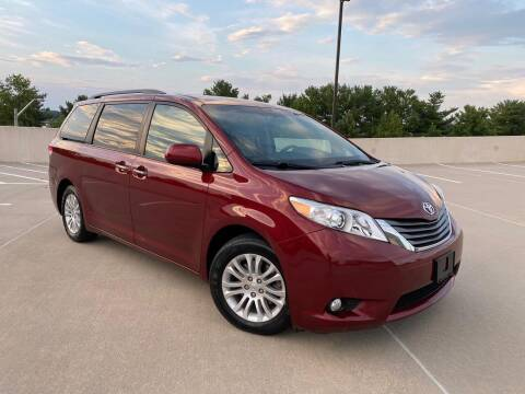 2011 Toyota Sienna for sale at Car Match in Temple Hills MD