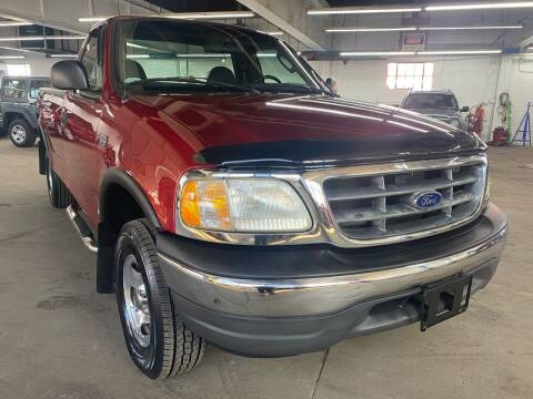 2002 Ford F-150 for sale at John Warne Motors in Canonsburg PA