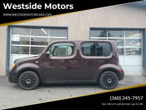 2011 Nissan cube for sale at Westside Motors in Mount Vernon WA