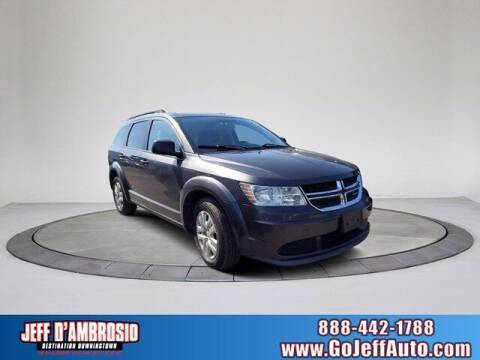 2016 Dodge Journey for sale at Jeff D'Ambrosio Auto Group in Downingtown PA