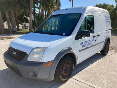 2012 Ford Transit Connect for sale at Florida Fine Cars - West Palm Beach in West Palm Beach FL