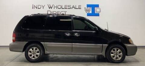 2004 Kia Sedona for sale at Indy Wholesale Direct in Carmel IN