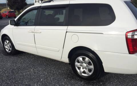 2010 Kia Sedona for sale at CESSNA MOTORS INC in Bedford PA