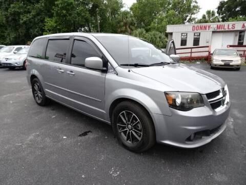 2015 Dodge Grand Caravan for sale at DONNY MILLS AUTO SALES in Largo FL