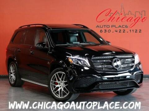 2017 Mercedes-Benz GLS for sale at Chicago Auto Place in Bensenville IL