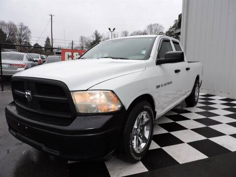 2012 RAM Ram Pickup 1500 for sale at C & C Motor Co. in Knoxville TN