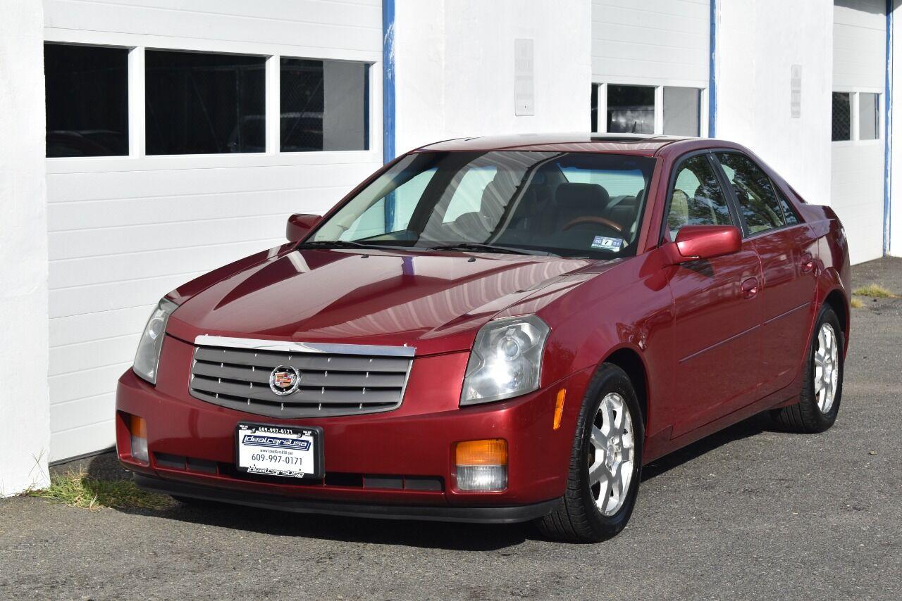2005 Cadillac CTS Base 3.6 4dr Sedan full