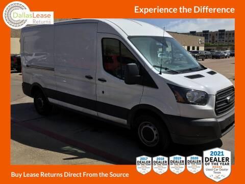 2017 Ford Transit Cargo for sale at Dallas Auto Finance in Dallas TX