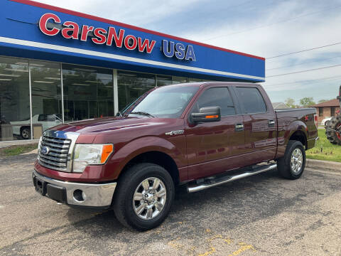2010 Ford F-150 for sale at A 1 Motors in Monroe MI
