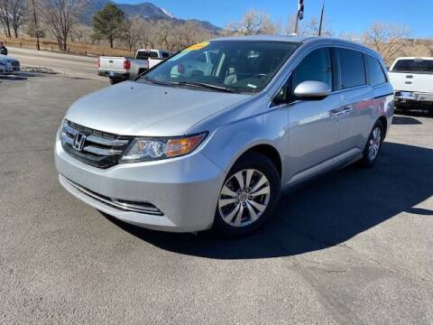 2015 Honda Odyssey for sale at Lakeside Auto Brokers Inc. in Colorado Springs CO