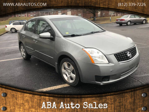 2008 Nissan Sentra for sale at ABA Auto Sales in Bloomington IN