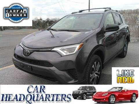 2018 Toyota RAV4 for sale at CAR  HEADQUARTERS in New Windsor NY