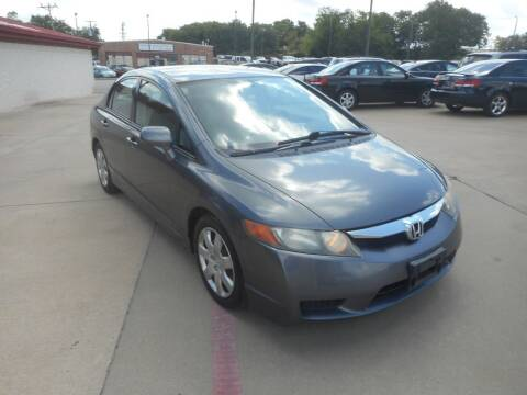 2009 Honda Civic for sale at DFW Auto Leader in Lake Worth TX