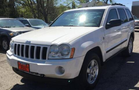2007 Jeep Grand Cherokee for sale at Knowlton Motors, Inc. in Freeport IL