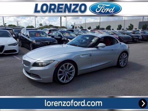 2011 BMW Z4 for sale at Lorenzo Ford in Homestead FL