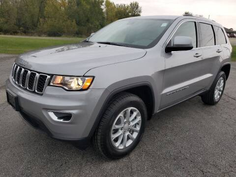 2021 Jeep Grand Cherokee for sale at Art Hossler Auto Plaza Inc - New Chrysler in Canton IL