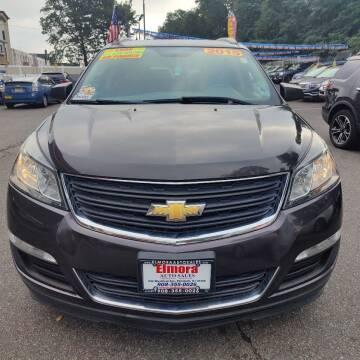 2015 Chevrolet Traverse for sale at Elmora Auto Sales in Elizabeth NJ