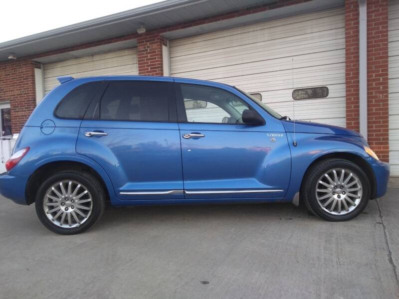 2007 Chrysler PT Cruiser for sale at Sparks Auto Sales Etc in Alexis NC