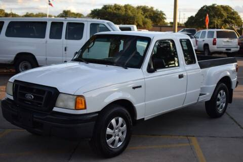 2005 Ford Ranger for sale at Capital City Trucks LLC in Round Rock TX