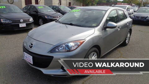 2012 Mazda MAZDA3 for sale at RVA MOTORS in Richmond VA