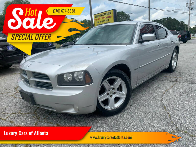 2010 Dodge Charger for sale at Luxury Cars of Atlanta in Snellville GA