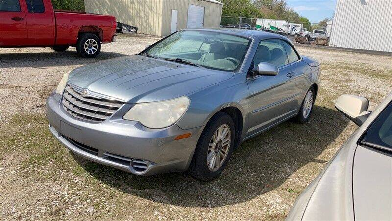2008 Chrysler Sebring for sale at WEINLE MOTORSPORTS in Cleves OH