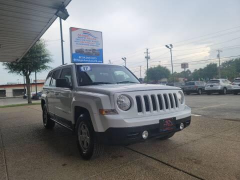 2017 Jeep Patriot for sale at Magic Auto Sales in Dallas TX