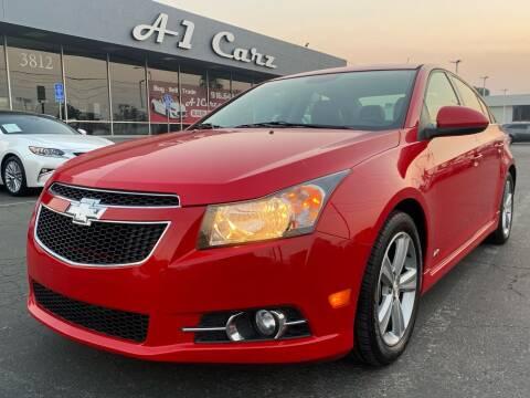2014 Chevrolet Cruze for sale at A1 Carz, Inc in Sacramento CA
