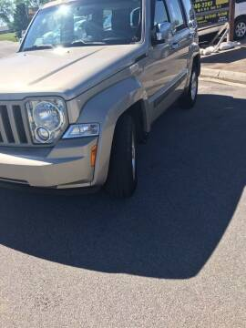 2011 Jeep Liberty for sale at El Rancho Auto Sales in Marshall MN