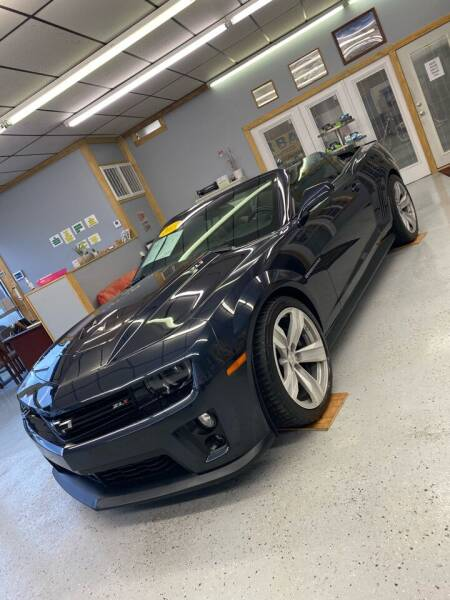 2013 Chevrolet Camaro for sale at Car Barn of Springfield in Springfield MO
