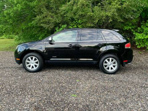2007 Lincoln MKX for sale at Top Notch Auto & Truck Sales in Gilmanton NH