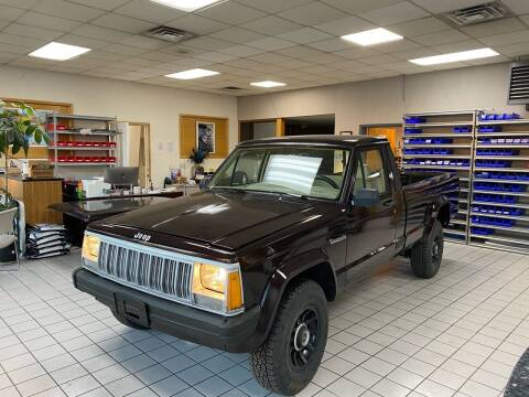 1989 Jeep Comanche for sale at FIESTA MOTORS in Hagerstown MD