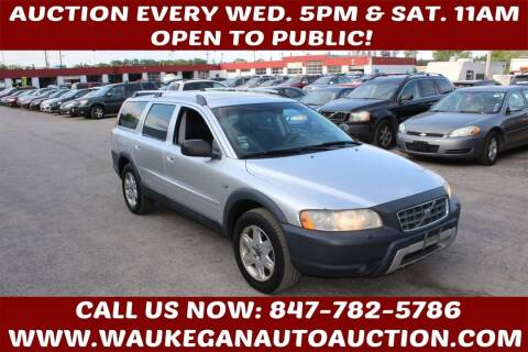 2006 Volvo XC70 for sale at Waukegan Auto Auction in Waukegan IL