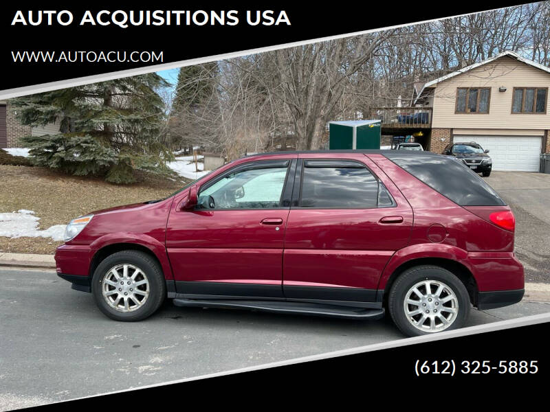 2006 Buick Rendezvous for sale at AUTO ACQUISITIONS USA in Eden Prairie MN