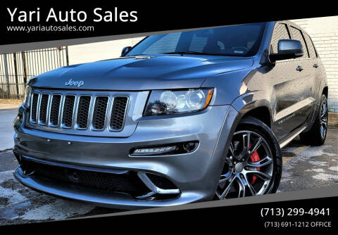 2012 Jeep Grand Cherokee for sale at Yari Auto Sales in Houston TX