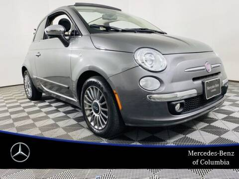 2012 FIAT 500c for sale at Preowned of Columbia in Columbia MO