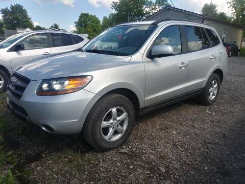 2008 Hyundai Santa Fe for sale at John's Auto Sales & Service Inc in Waterloo NY
