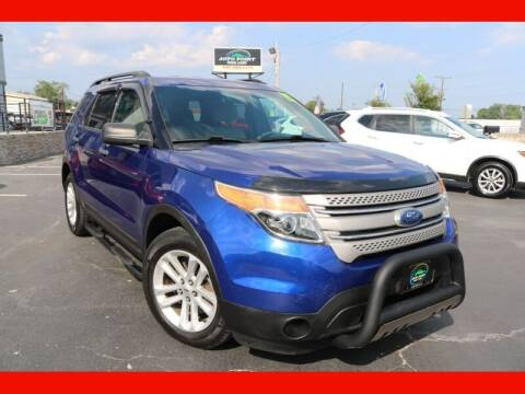 2015 Ford Explorer for sale at AUTO POINT USED CARS in Rosedale MD