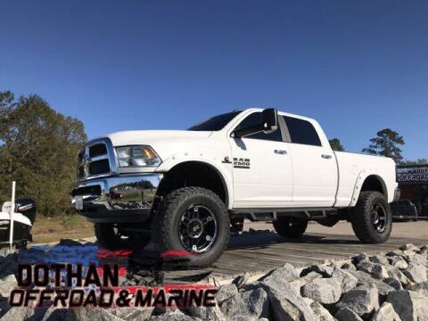 2017 RAM Ram Pickup 2500 for sale at Mike Schmitz Automotive Group in Dothan AL