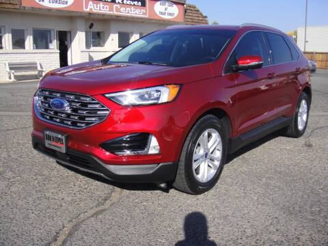 2019 Ford Edge for sale at Don Reeves Auto Center in Farmington NM
