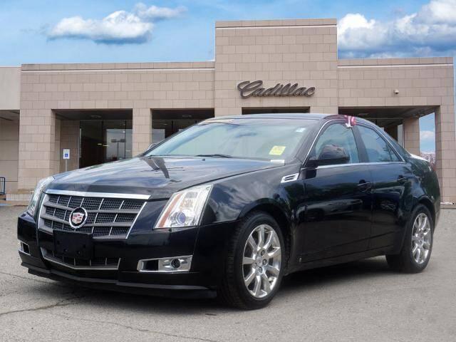 2008 Cadillac CTS for sale at Suburban Chevrolet of Ann Arbor in Ann Arbor MI