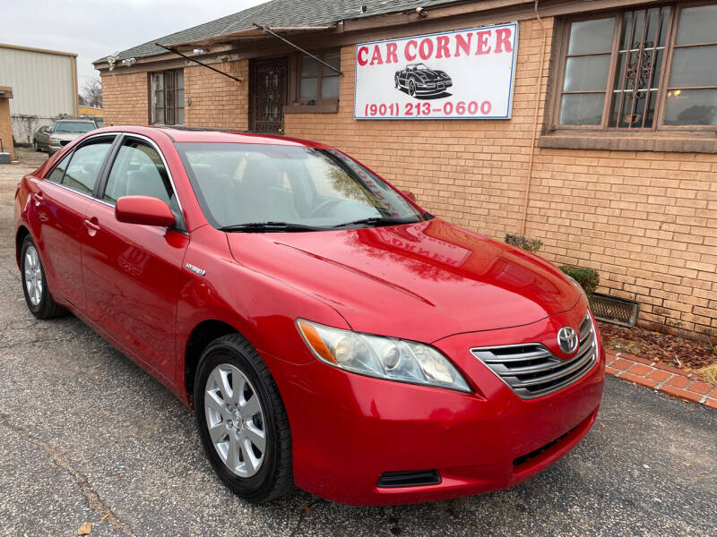 2007 Toyota Camry Hybrid for sale at Car Corner in Memphis TN