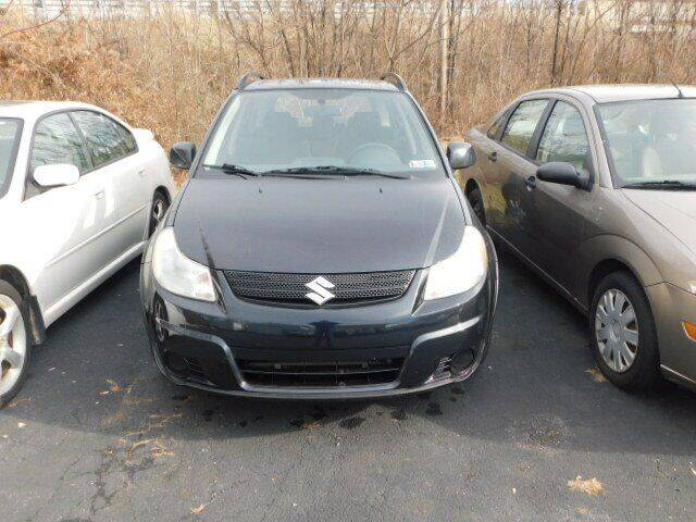 2008 Suzuki SX4 Crossover for sale at Bethlehem Auto Sales in Bethlehem PA