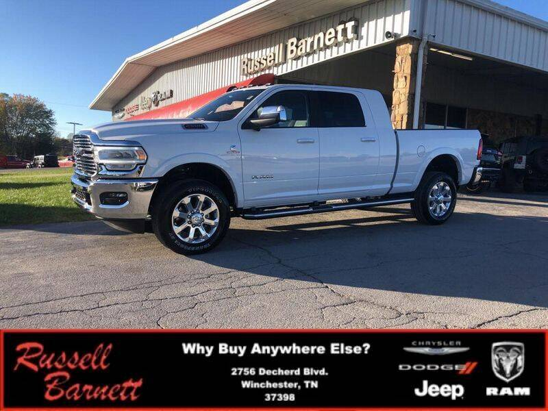 2020 RAM Ram Pickup 2500 for sale at Russell Barnett Chrysler Dodge Jeep Ram in Winchester TN
