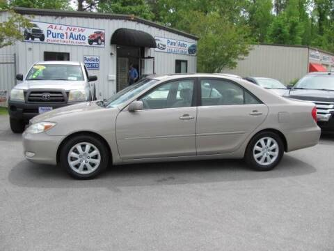 2003 Toyota Camry for sale at Pure 1 Auto in New Bern NC