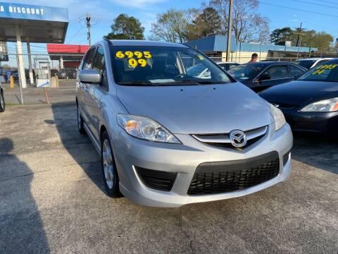 2009 Mazda MAZDA5 for sale at Port City Auto Sales in Baton Rouge LA